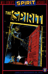 Spirit Archives Vol 1 1