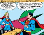 Supergirl Arrives