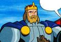 King Arthur DCAU 001