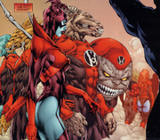 Red Lantern Corps (New Earth) Red Lanterns Vol 1 2