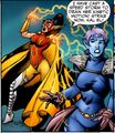 Ladyflash-conjuror