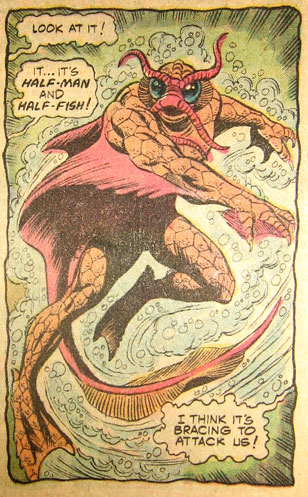 Devil-Fish (Pre-Zero Hour)
