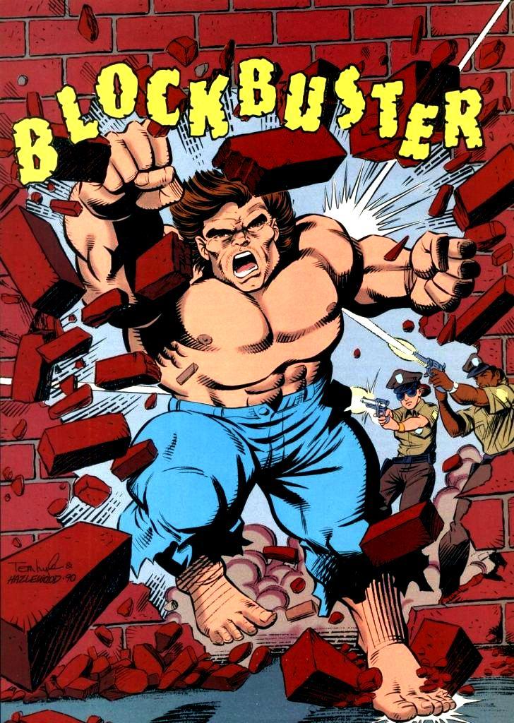 Blockbuster Dc