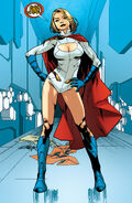Kara Zor-El Supergirl Earth 2 003