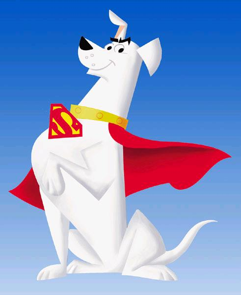 superman and superdog coloring pages - photo#29