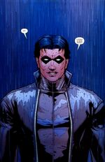 Jason Todd, back from the dead