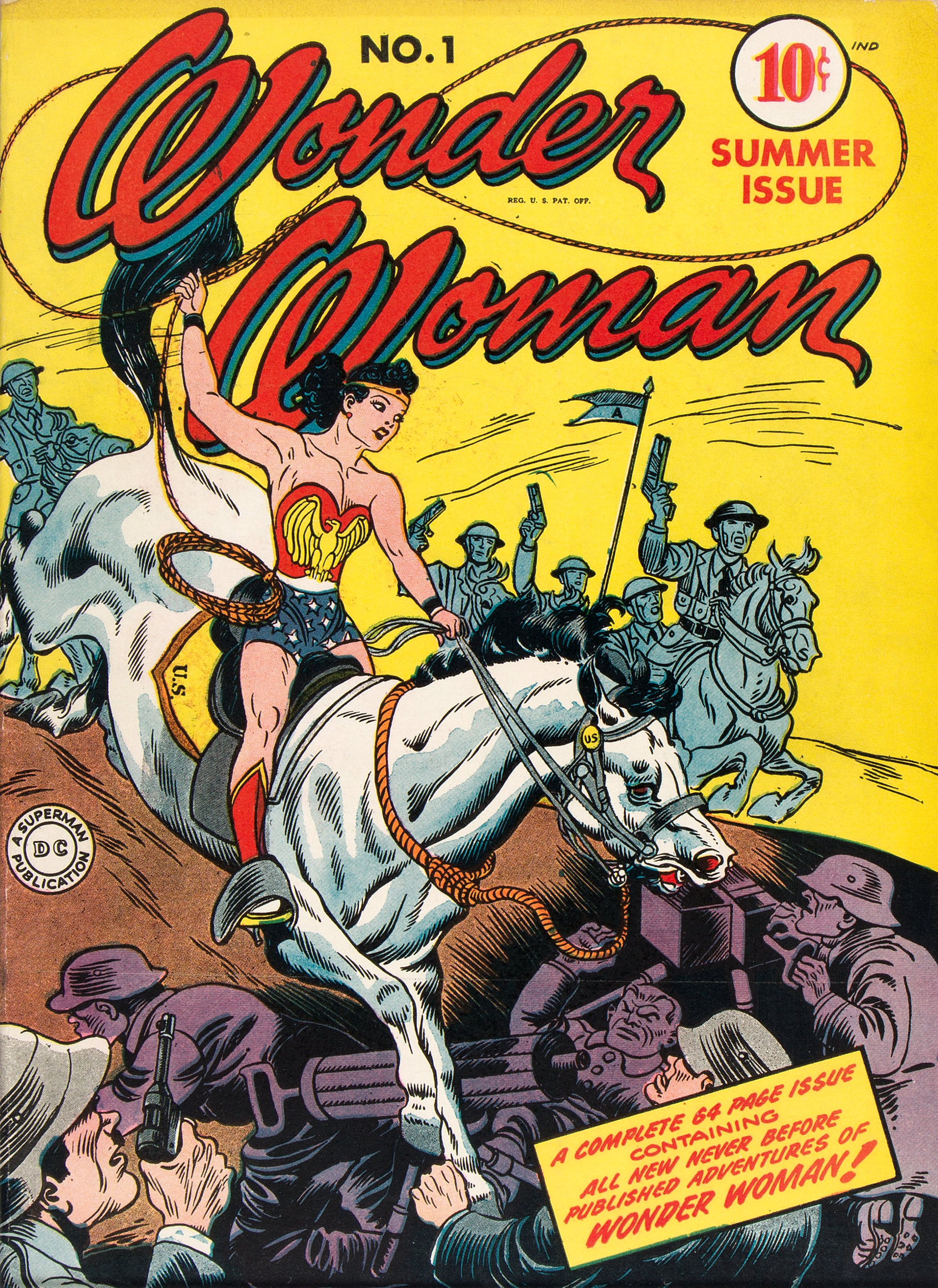Image result for wonder woman #1 1942