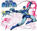 Blue Beetle Ted Kord 0003