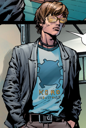 Image result for ted kord new 52