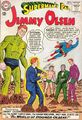 Supermans Pal Jimmy Olsen Vol 1 72