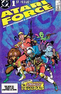 Atari Force Vol 2 1