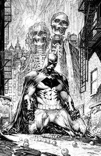 Batman Black and White Vol 1 1 Textless