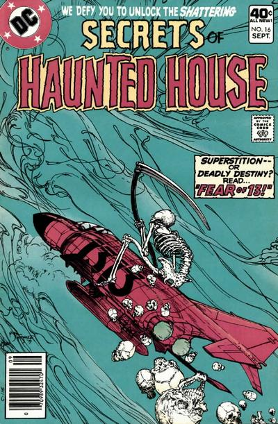 Secrets of haunted house vol 1 16 dc database fandom for 13th floor superstition history