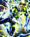 Hal Jordan green blue