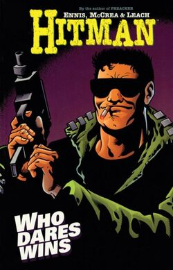 Cover for the Hitman: Who Dares Wins Trade Paperback