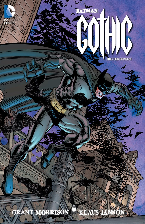 Batman Gotyk okładka