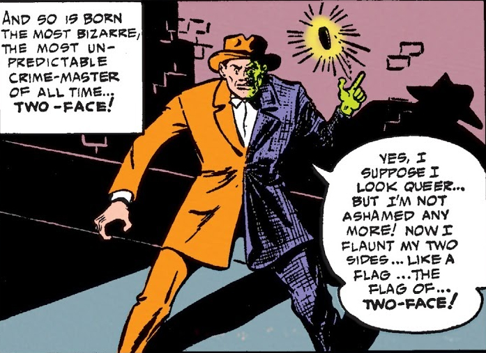 Two-Face Harvey Kent
