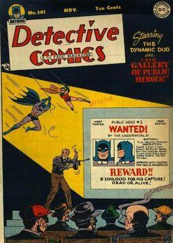 Detective Comics 141