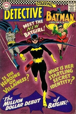 Cover for Detective Comics #359 (1967)