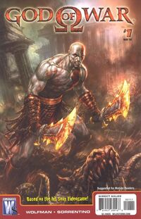 God of War Vol 1 1