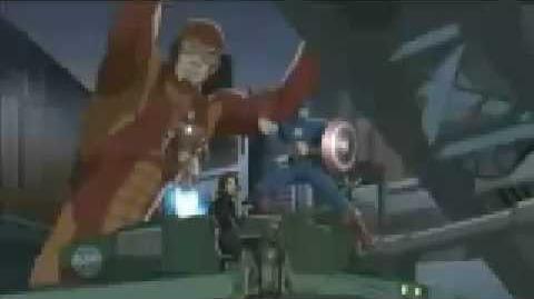 """""""Ultimate Avengers"""" (2006) Trailer"""