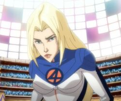 Invisible Woman FFWGH
