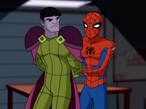 Mysterio spectacular spider man - photo#11