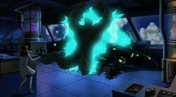 Chitauri Blast Hulk UA