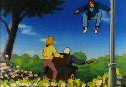 Frank Leaps High DSD