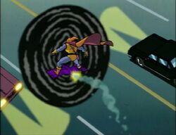 Hobgoblin Escapes Portal