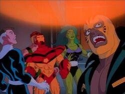 Avengers See Skyfire