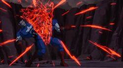 Iron Cap Defeated NAHT