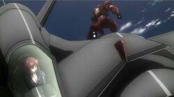 Iron Man Smashes Widow IMRT