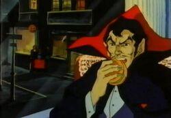 Dracula Eats Burger DSD