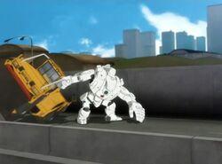 Dynamo Throws Steamroller IMAA