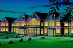 Philips Mansion