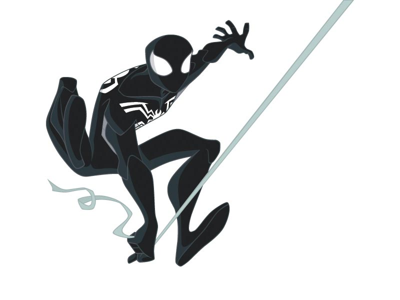 Symbiote The Spectacular Spider Man