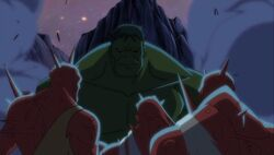 Hulk Confronts Spikes PH