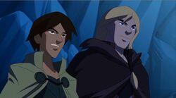 Thor Loki Odin Tale TTA