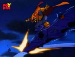 Hobgoblin Crashes Wing