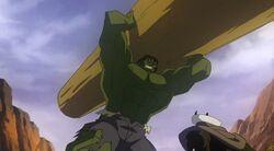 Hulk Smash Hogun HV