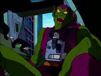 Green Goblin has the T...