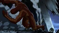 Hulk Beats Giant Man UA