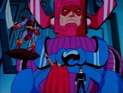 Thor Threatens Terrax