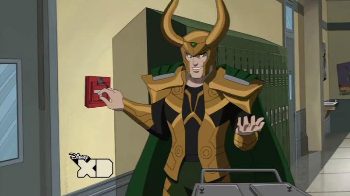 Loki (Marvel Universe) | Marvel Animated Universe Wiki ...
