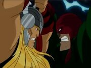 Thor Battles Wrecker AEMH