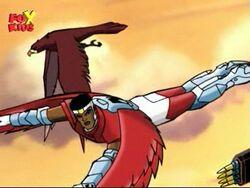 Falcon Redwing