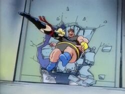 Ms Marvel Smashes Blob