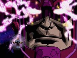 Master Zenn-La Begs Galactus