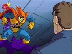 Hobgoblin Battles Landon